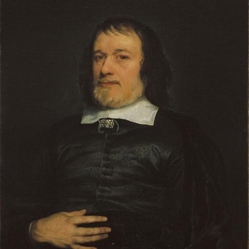 Adriaen Hanneman - Retrat de cavaller - Cap a 1655