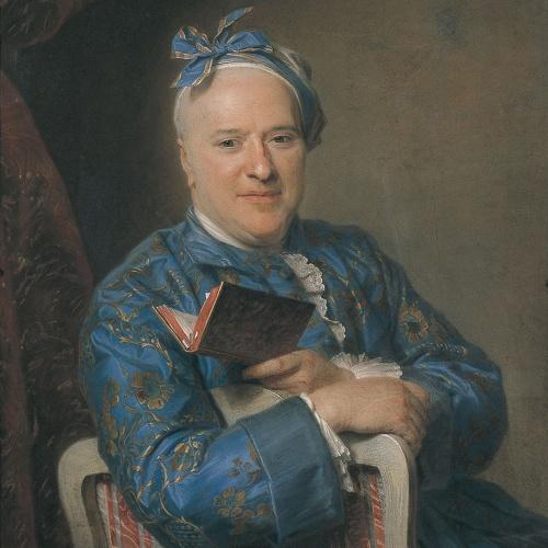 Maurice Quentin de la Tour - Pierre-Louis Laideguive - Cap a 1761