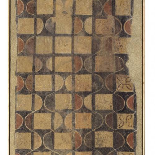 Mestre de Pedret - Fragment de columna d'Àger - Finals del segle XI – inicis del segle XII