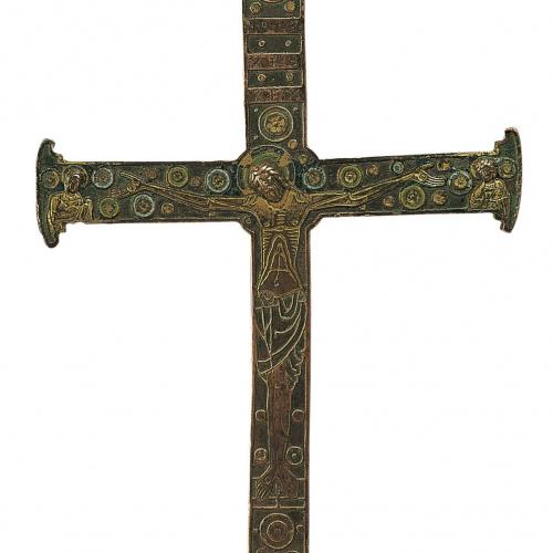 Anònim - Creu amb el Crucificat - Llemotges, cap a 1190