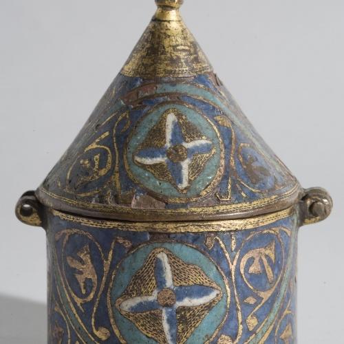 Anònim - Pixis - Llemotges, tercer quart del segle XIII