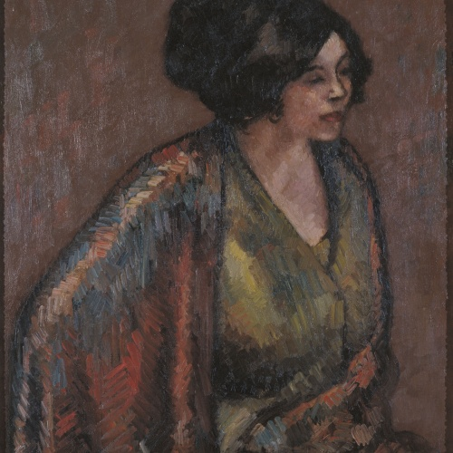 Isidre Nonell - Flores - Barcelona, 1910
