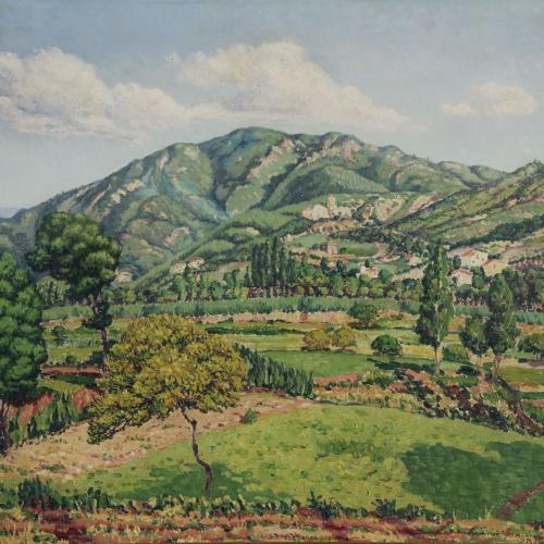 Marià Pidelaserra - Formentor - Cap a 1945