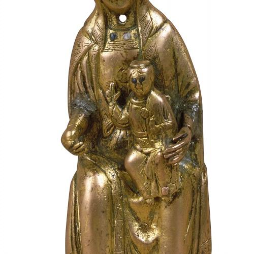 Anònim - Mare de Déu - Llemotges, segon terç del segle XIII