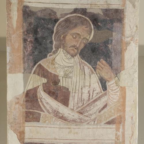 Mestre de la sala capitular de Sixena - D'Eliaquim a Jessè de la genealogia de Crist segons Lluc, de la sala capitular de Sixena - Entre 1196-1208 [3]