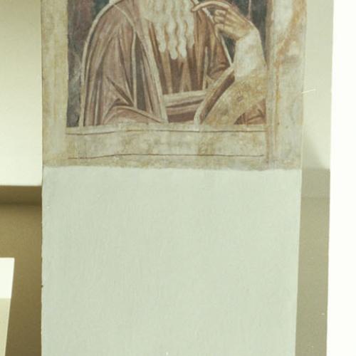 Mestre de la sala capitular de Sixena - D'Abraham a Noè de la genealogia de Crist segons Lluc, de la sala capitular de Sixena - Entre 1196-1208
