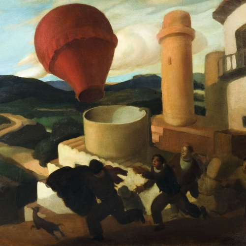 Ramon Calsina - Optimism in El Vallès - Circa 1932