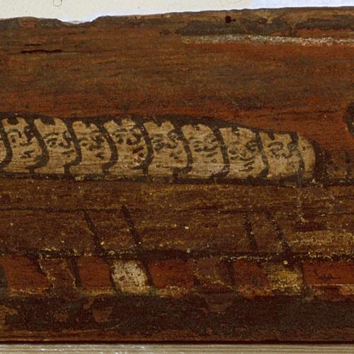 Anònim. Catalunya - Tauleta d'enteixinat amb galera - Finals del segle XIII