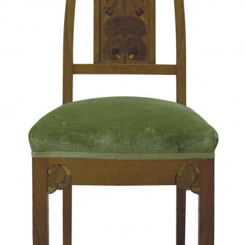 Gaspar Homar - Cadira - 1906