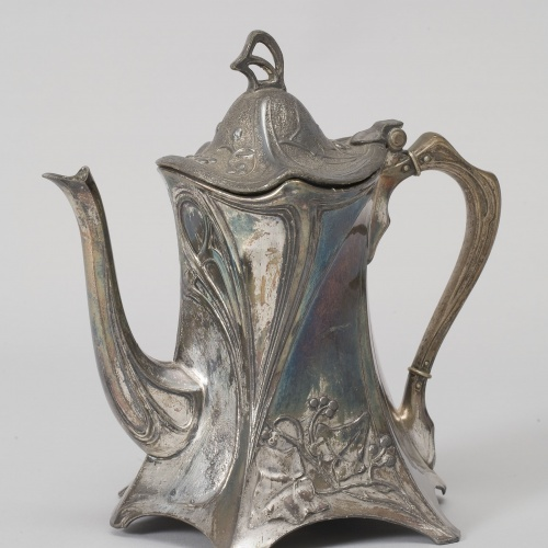 Anònim - Tetera - Cap a 1900