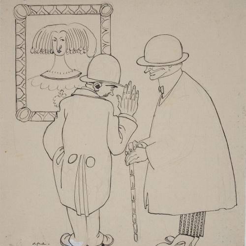 Feliu Elias - Retrospective Exhibition - Circa 1910