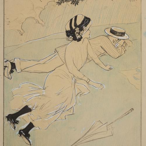 Joan Cardona - Sesteando - 1909
