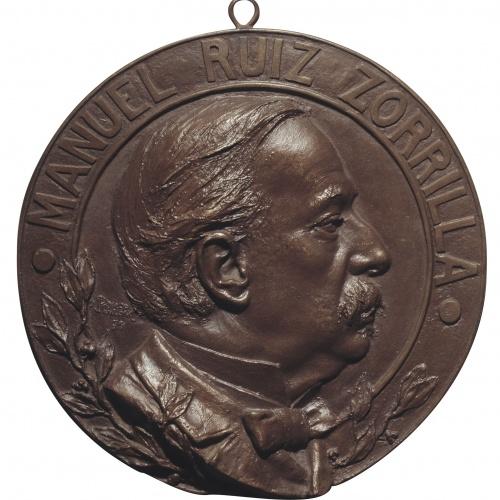 Antoni Parera - A Manuel Ruiz Zorrilla - 1895