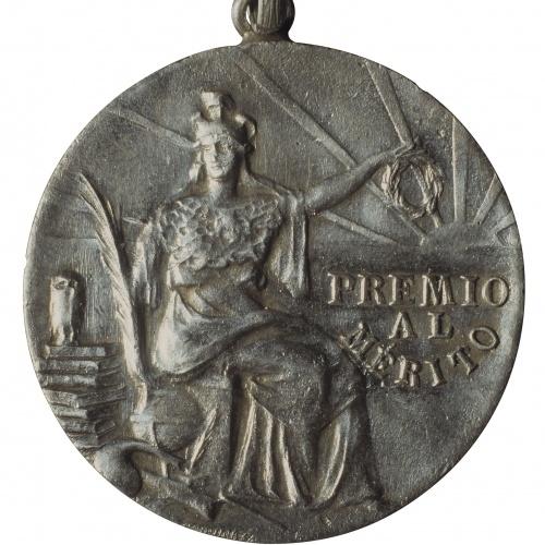 Antoni Parera - Merit prize - Undated