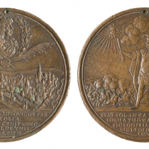 Johann Jakob Wolrab - Alliberament de Buda per Leopold I - 1686