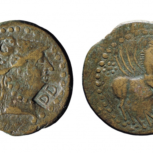 Emporiae - As - Inicis del segle I aC