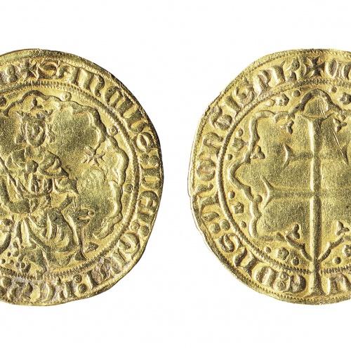 Sanç de Mallorca - Ral d'or - 1311-1324