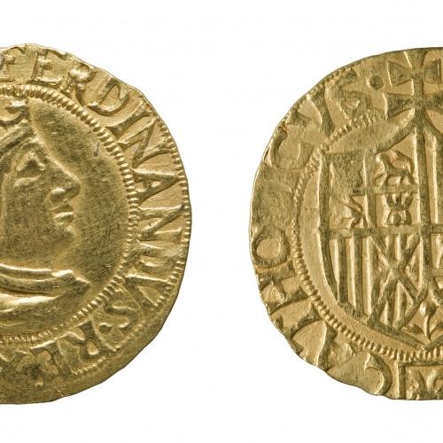 Ferran II d'Aragó, dit «El Catòlic» - Ral - 1479-1516
