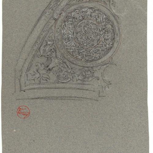 Marià Fortuny - Gelosia d'estil musulmà - Cap a 1870-1872