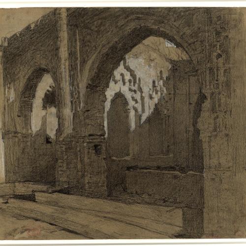 Marià Fortuny - Banys de Tànger - Cap a 1862