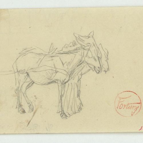 Marià Fortuny - Rucs - Cap a 1860-1862