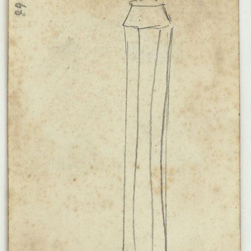 Marià Fortuny - Marroquins i ase (anvers) / Pom d'espasa (revers) - Cap a 1860-1862 [1]