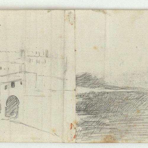 Marià Fortuny - Plaza de Tetuán - Cap a 1860
