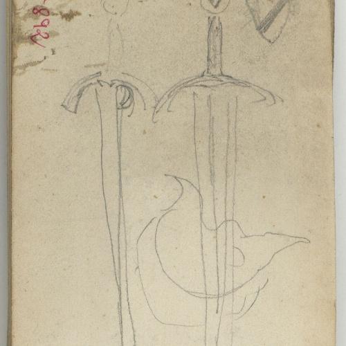 Marià Fortuny - Swords - Circa 1873
