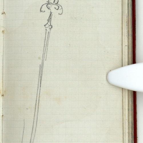 Marià Fortuny - Sword - Circa 1868-1872