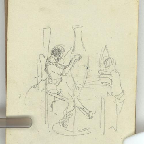 Marià Fortuny - Potter - Circa 1866-1872