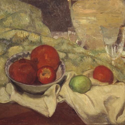 Xavier Nogués - Natura morta - 1915