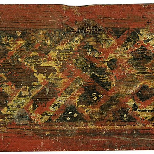 Anònim - Taula d'enteixinat - Cap a 1300