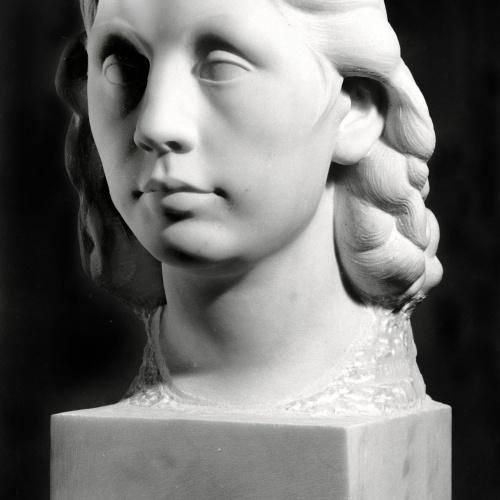 Josep Tenas - Cap femení - Cap a 1925-1935