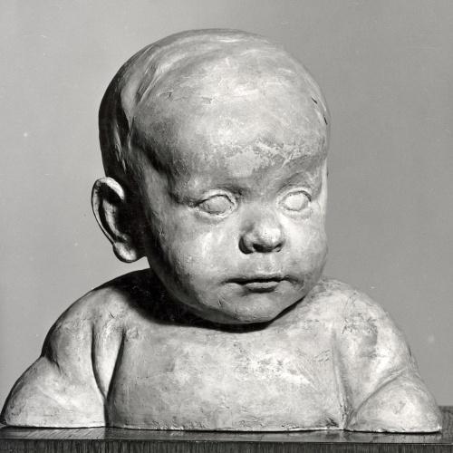 Josep Tenas - Bust de nen - Cap a 1825-1840