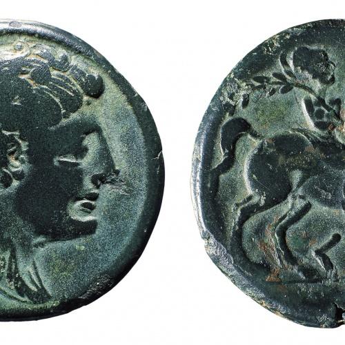 Kese - Unitat de Kese - Finals del segle II aC - inicis del segle I aC