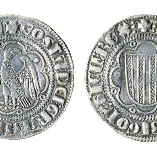 Pere II, dit «El Gran» i Constança de Sicília - Pirral - 1282-1285
