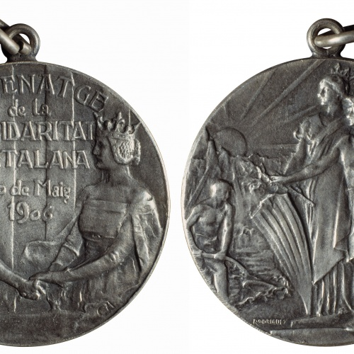 Eusebi Arnau - Solidaridad Catalana - 1906