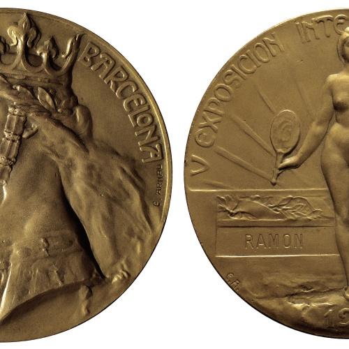 Eusebi Arnau - V Exposición Internacional de Arte de Barcelona - 1907