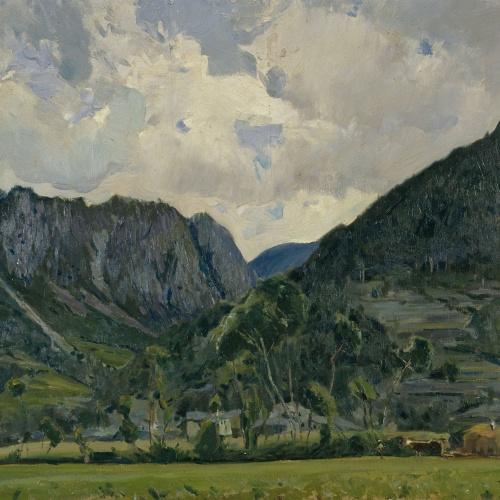 Joaquim Mir - Les Escaldes i la vall del Madriu, 1933 - 1933
