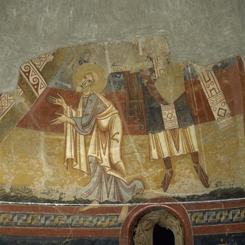 Mestre de Pedret - Absis del Burgal - Finals del segle XI – inicis del segle XII [1]