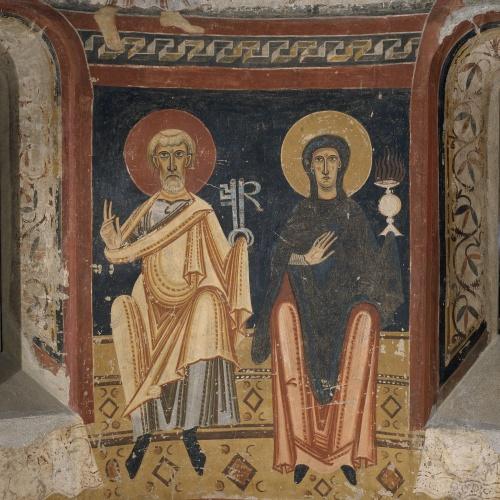 Mestre de Pedret - Absis del Burgal - Finals del segle XI – inicis del segle XII [8]