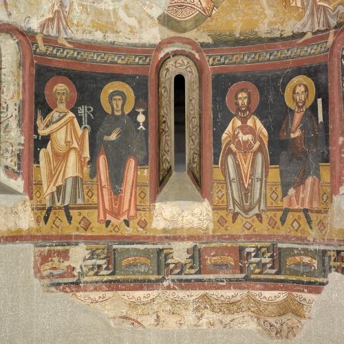 Mestre de Pedret - Absis del Burgal - Finals del segle XI – inicis del segle XII [10]