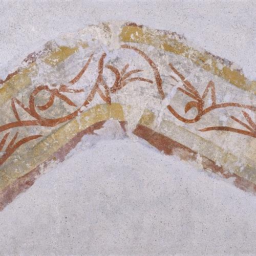Anònim - Finestra d'una església anterior de Sant Climent de Taüll - Finals del segle XI
