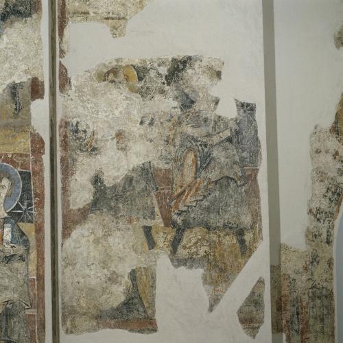 Segon Mestre de Sorpe - Sants i apòstols de Sorpe - Mitjan segle XII