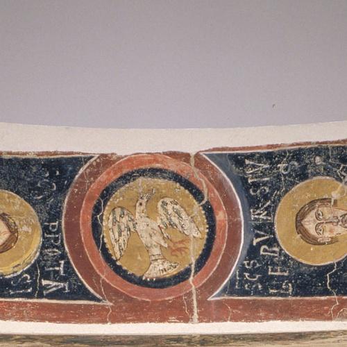 Segon Mestre de Sorpe - Els sants màrtirs Gervasi i Protasi i l'Esperit Sant de Sorpe - Mitjan segle XII