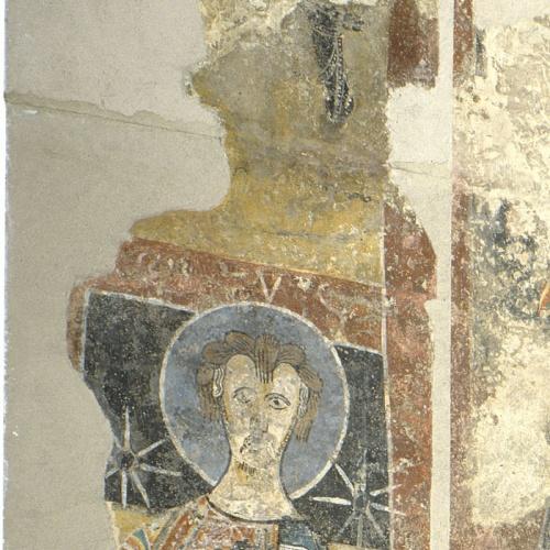 Segon Mestre de Sorpe - Sants i una altra figura de Sorpe - Mitjan segle XII