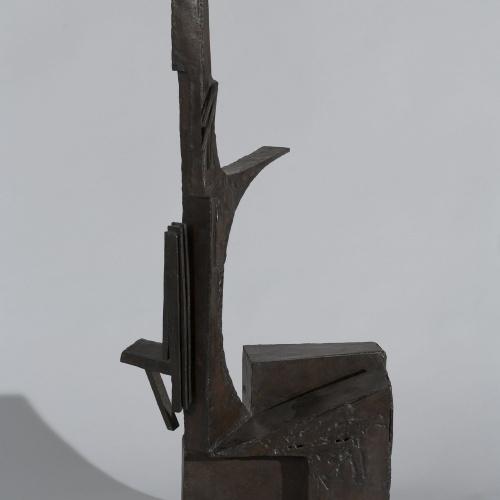 Juli González - Dona asseguda II - Cap a 1935-1936