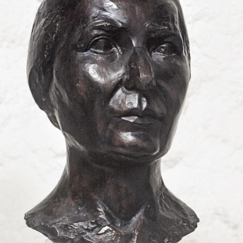 Juli González - Retrat de Marie-Thérèse - 1941-1942
