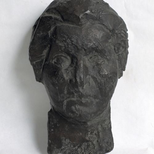 Juli González - Flat Head of Marie-Thérèse - 1941-1942