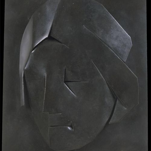 Juli González - Cara pensativa - 1929